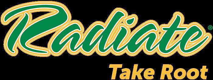 Radiate logo
